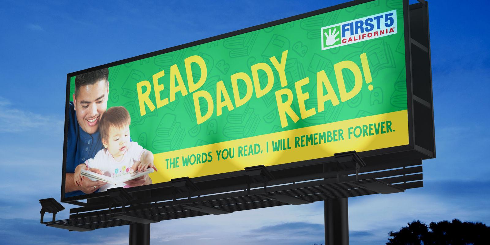 F5 OOH Read Daddy 2